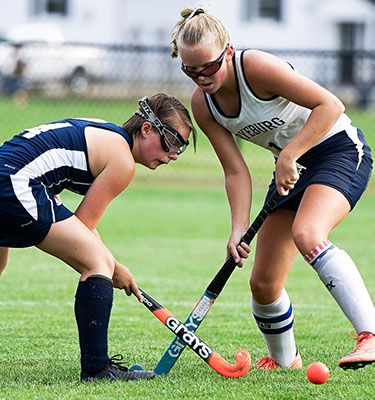 In the News: FA Girls' Field Hockey Score Victory