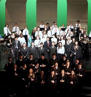 Fryeburg Academy's Music Program Presents Annual Candlelight Concerts