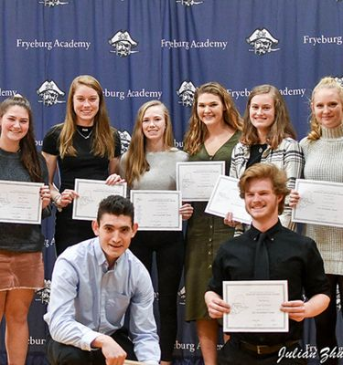 Winter Sports Awards 2019