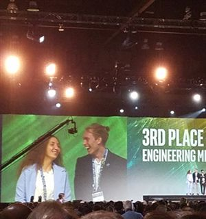 Fryeburg Academy Places 3rd at 2019 Intel International Science and Engineering Fair