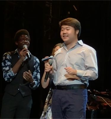Arvin Ma '20 Selected as Solo Vocalist at Berklee's Summer Musical Performance Program