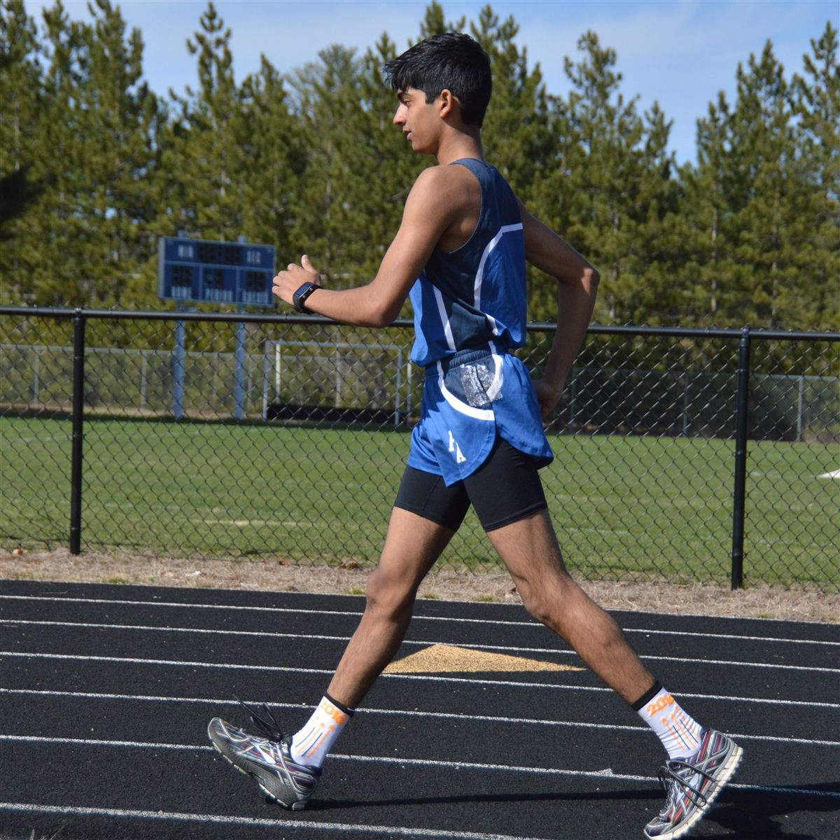 'Raiders shine at WMC Championships; girls fifth; boys seventh'