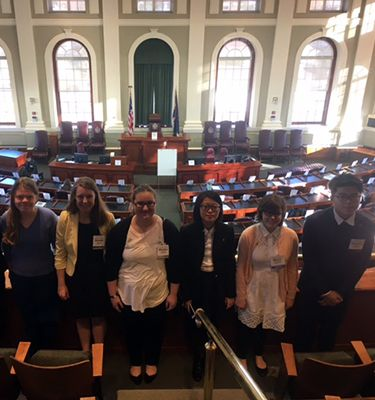 Maine Youth in Government Offers FA Students First-Hand Experience with Legislative Process