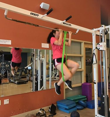 Mountain Center's Strength and Conditioning Program  Grows in Popularity at FA