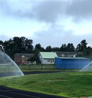 Installation of New Sprinkler Systems Offer Efficiency in Irrigation