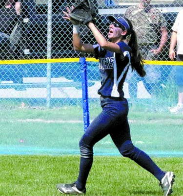 In the News: Mackenzie Buzzell '17 Named to the All-State Softball Team by Maine Sunday Telegram
