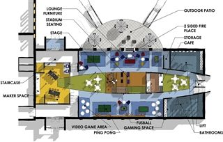 Lower Level SU Plan