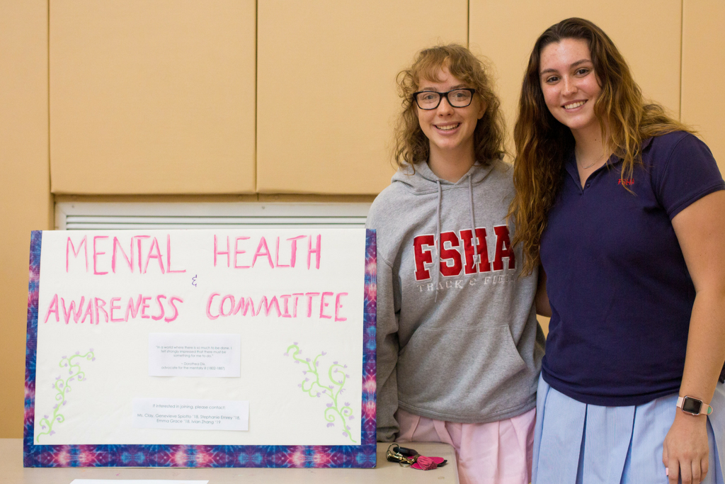mental health and awareness committee