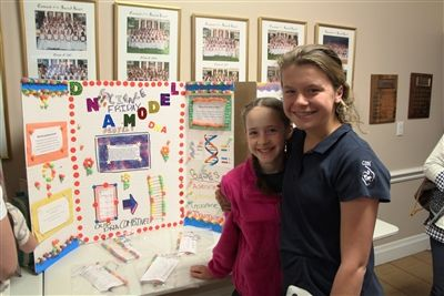 Science Friday Showcases Sixth Grade Stem Projects