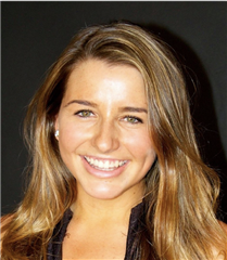 Broadcast alumna Diana White '12 currently works in the independent film industry.