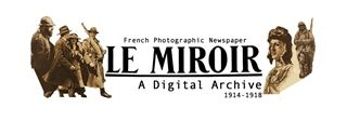 2020 Senior Bridge Project: Le Miroir Digitalization