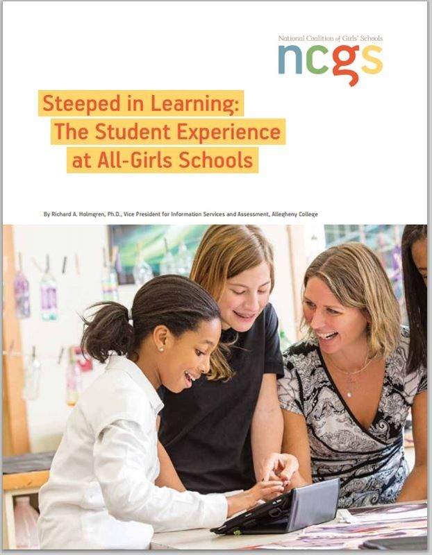 Steeped in Learning: The Student Experience at All-Girls Schools
