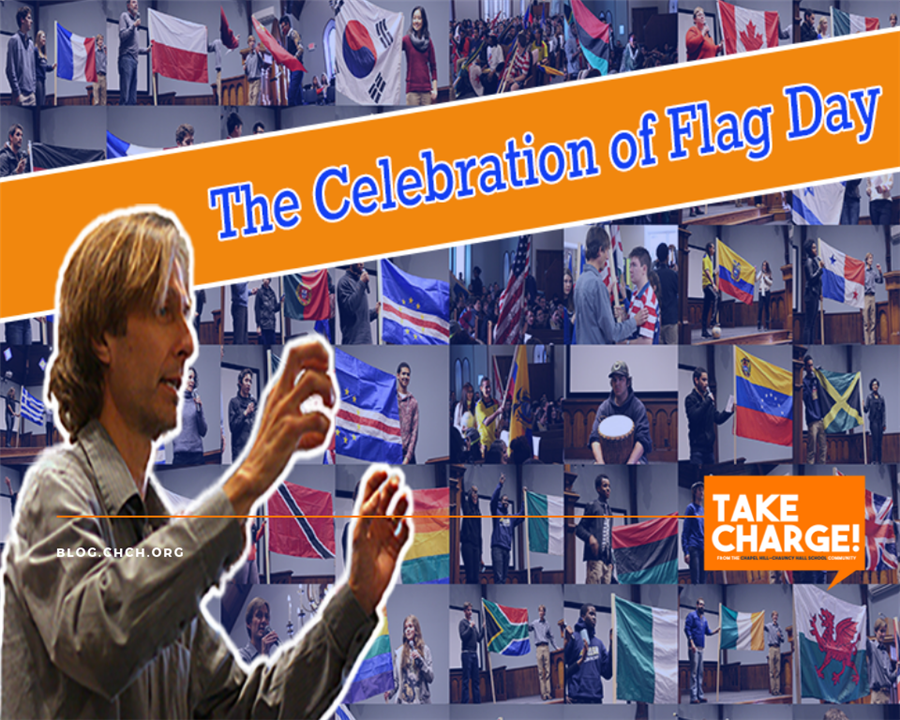 The Celebration of Flag Day