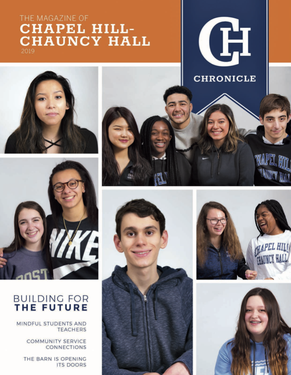 The 2019 Chronicle