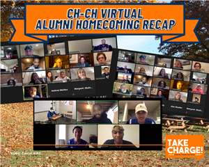 CH-CH's Virtual Alumni Homecoming Recap