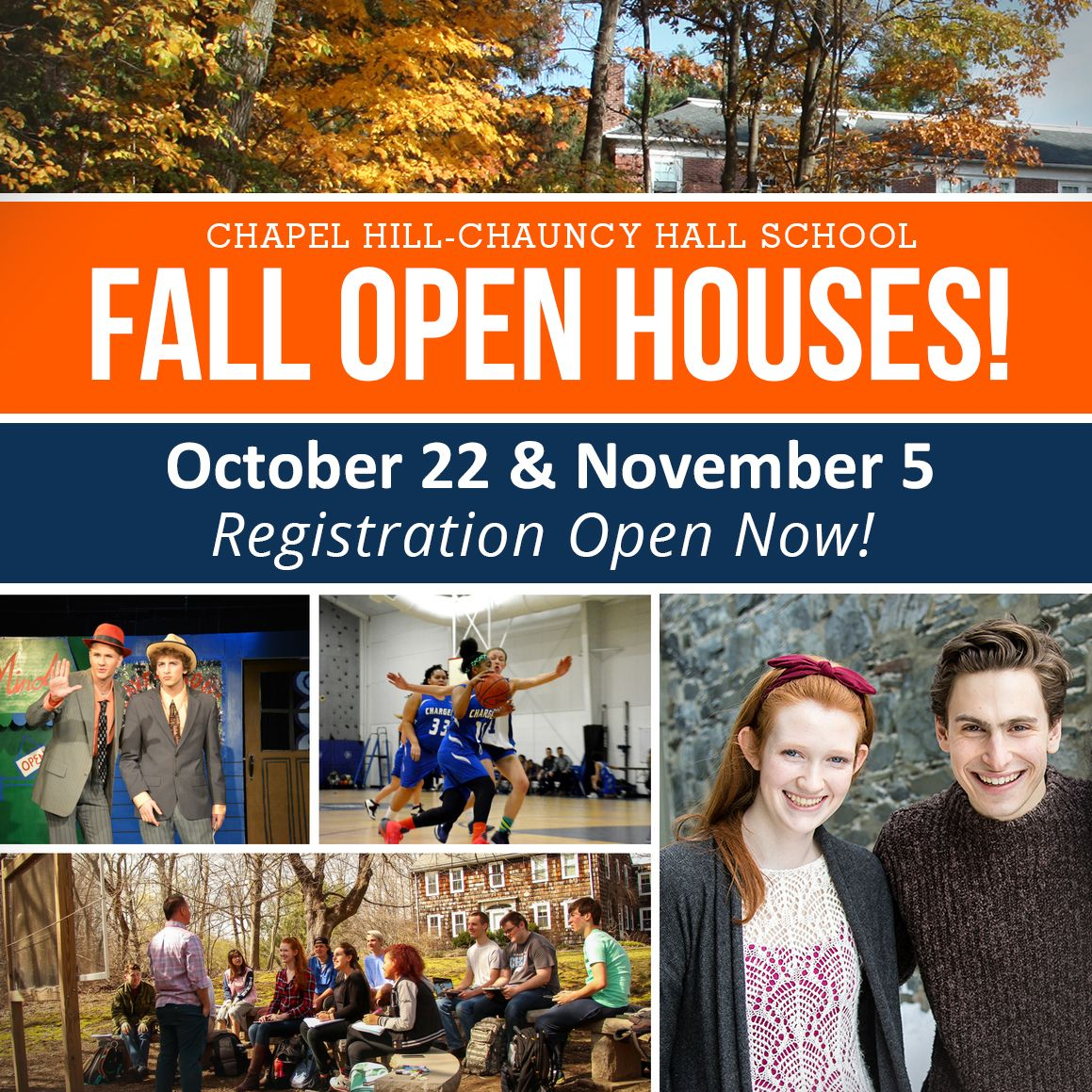 Fall Open Houses