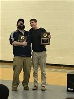 Coaches Scott Bloom and Conor Maguire Receive the 2018 Eastern Independent League Coaches of the Year Award