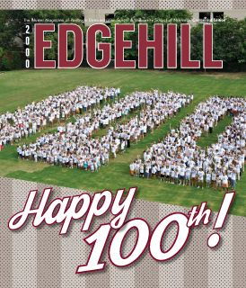2000 Edgehill, 2014-15, Issue II