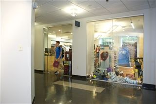 The USN Bookstore is open 7:30 a.m. and 4 p.m. weekdays.