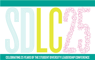 Student leaders participated in the 2020 Student Diversity Leadership Conference virtually.
