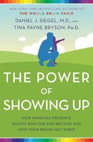 "Join Lower School's parent education book club to explore ""The Power of Showing Up."""
