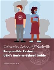 Read the entire plan at usn.org/backtoschool.