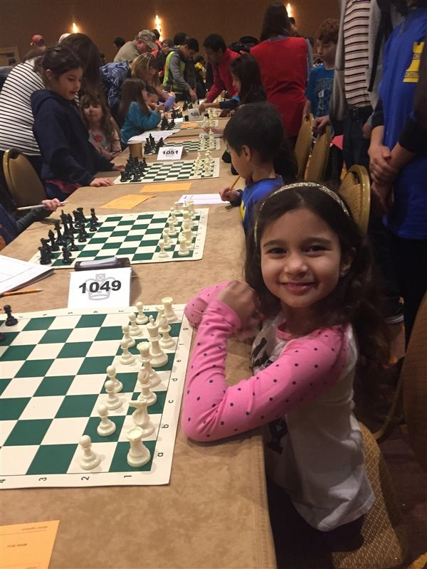 USN | Chess Club fares well at championship | University School of