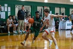 Kyrell Luc was named NEPSAC Double A Player of the year.