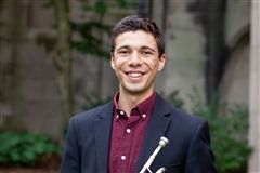 Luca Antonucci, MS/US Music Teacher and After School Music Program Director.