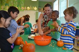 Jacoba- Kindergarten: Pumpkin Seeds