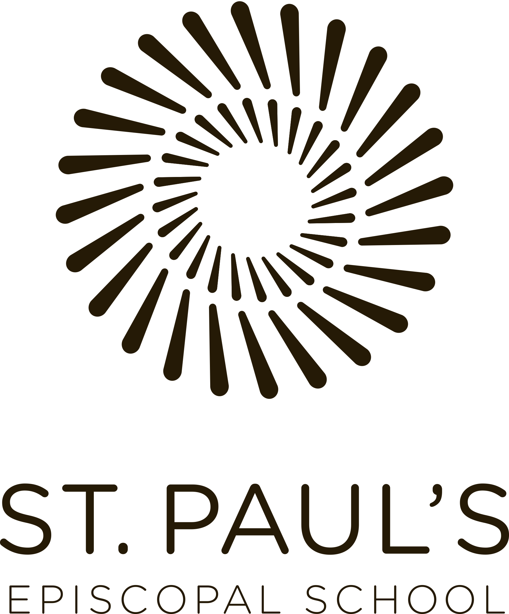 An independent K 8 day school Support St Paul s Give line