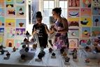 Art from All Ages at the Art Show