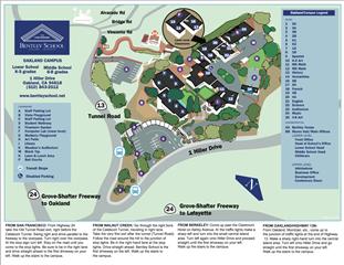Paradise Valley Community College Campus Map.Directions To Bentley School Bentley School
