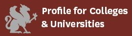 Profile for Colleges and Universities