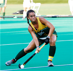 Christie van de Kamp '16 named to US Field Hockey Women's Development Team Selection Camp