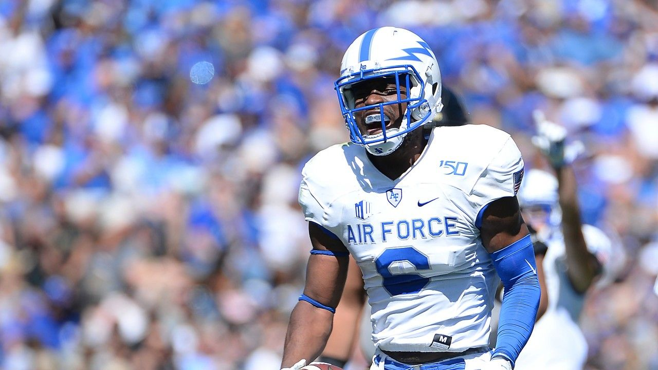 Air Force's Zane Lewis signs with Arizona as undrafted free agent