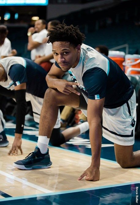 ODU Basketball's Jason Wade Emerging from a Dark Place After Second Season-Ending Injury