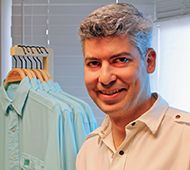 """Bamboo shirt shop shoots up in the West End"""