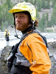 Extreme kayaker is one of 110 top outdoor ambassadors