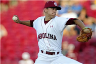 Regional MVP Tyler Johnson an option as Super Regionals starter for South Carolina