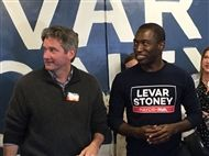 Richmond Mayor Levar Stoney appoints former mayoral candidate Jon Baliles to policy post