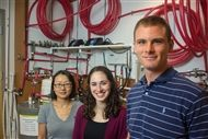 Virginia Tech researchers study the relationship between the indoor environment and health