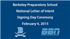 2015 Winter National Signing Day
