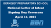 2016 Spring National Signing Day