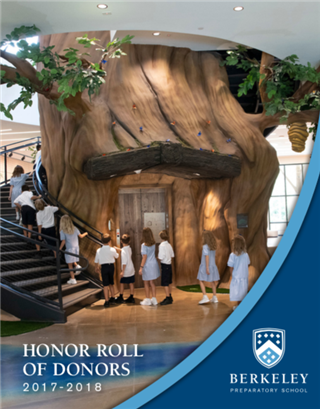 2017 - 2018 Honor Roll of Donors