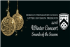 2016 Upper Division Winter Concert
