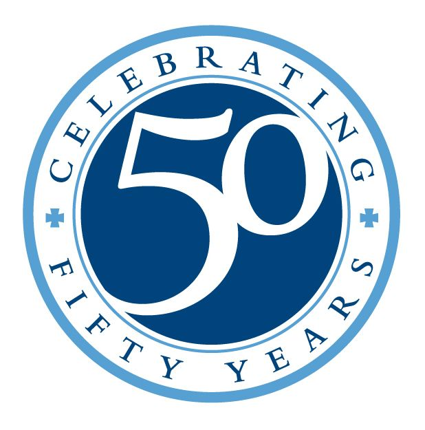Berkeley 50th Anniversary Logo