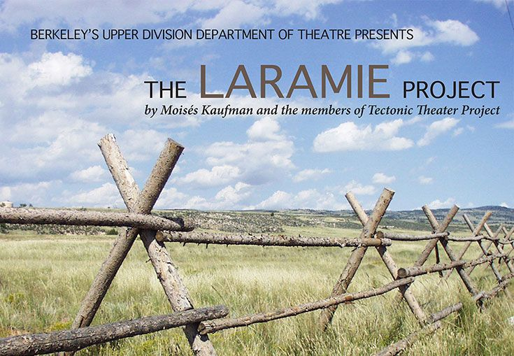 The Laramie Project Flyer