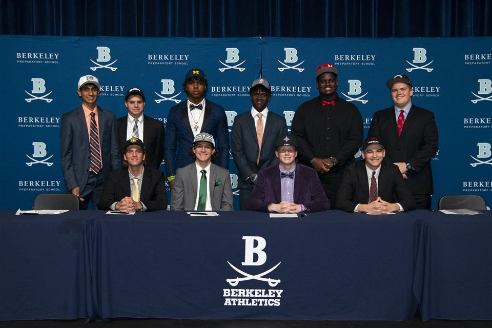 Winter Signing Day Photo