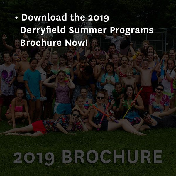 2019 Summer Program Brochure